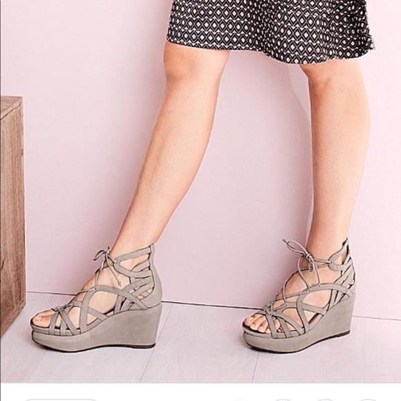 6427303c99 gentle souls Shoes   Joy Wedge Black 8   Poshmark